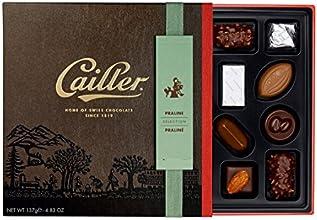 Cailler Feine Praliné-Auslese 16 Stück, Schokoladenauswahl,  1er Pack (1 x 137 g)