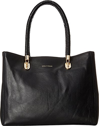 Image of Cole Haan Benson Tote Bag, Black, One Size