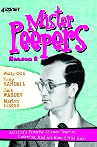 Mister Peepers: Season 2 by S'more Entertainment