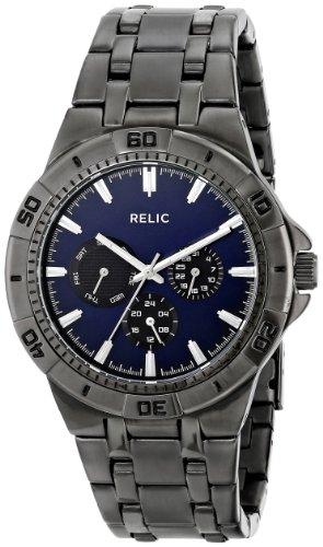 relic-mens-zr15533-garrett-gunmetal-watch