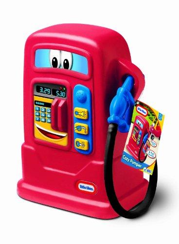 セルフ式ガソリンスタンドは店員が店内で「給油許可」ボタンを押している