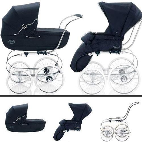 Pram Style Stroller