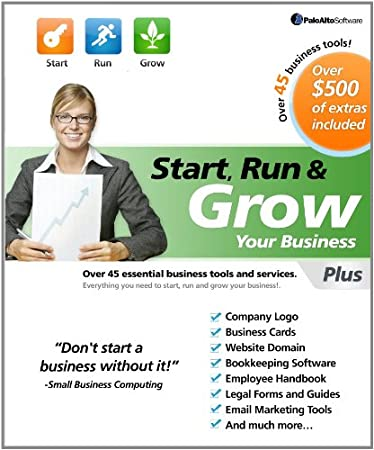 Start, Run & Grow Your Business PLUS [Download]