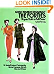 Great Fashion Designs of the Forties...