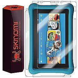 Skinomi TechSkin - Amazon Fire Kids Edition Screen Protector 7
