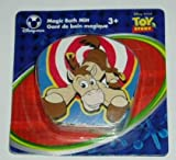 Disney Store TOY STORY Magic BATH MITT Wash Cloth ~ Bullseye