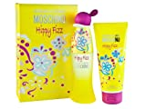 Moschino Cheap and Chic Hippy Fizz Eau De Toilette Gift Set for Women 50ml