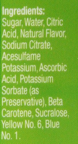 how to make sodastream flavors
