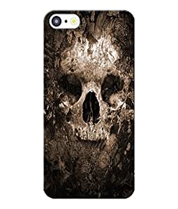 Snazzy Smart Printed Back Cover For Apple Iphone 5/5S/5C