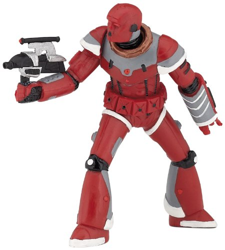 Papo Ironbot Fighter