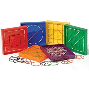 Geoboards - Learning Toy