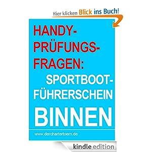 Handy Prüfungsfragen Sportbootführerschein Binnen SBF Segel & Motor.
