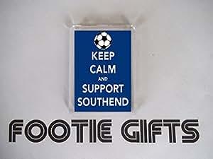 Southend United F.C - Keep Calm Fridge Magnet