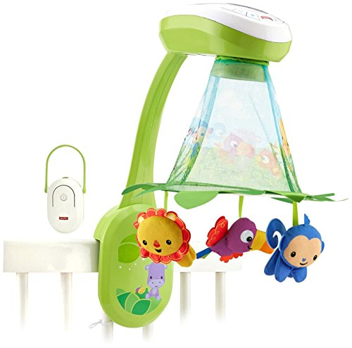 Fisher-Price Rainforest Grow-with-Me Projection Mobile (Fisher Price Rainforest Mobile compare prices)