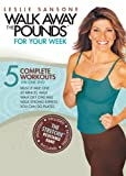Walk Away the Pounds: For Your Week [DVD] [Import]