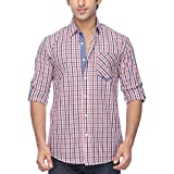I JEANSWEAR CASUAL CHECK SHIRT(8774645)