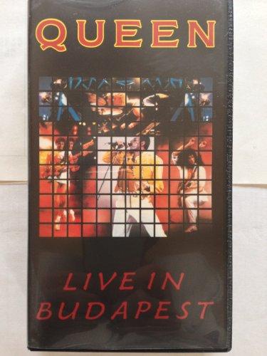 ライブ・イン・ブダペスト [VHS]