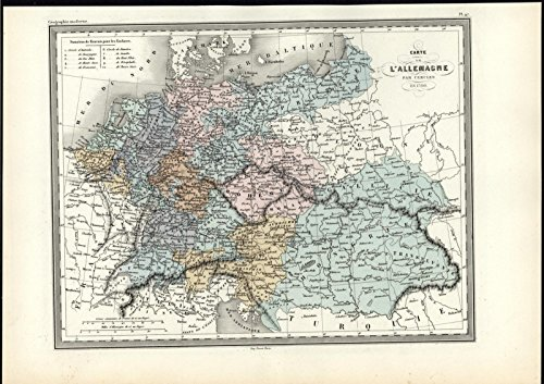 germany-1789-bohemia-bavaria-prussia-holstein-c1870-antique-engraved-color-map