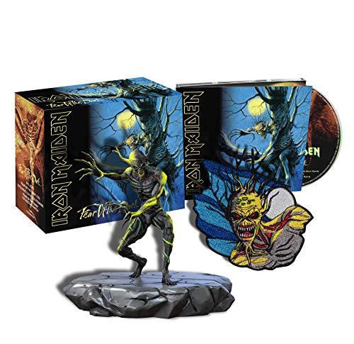 CD : IRON MAIDEN - Fear Of The Dark