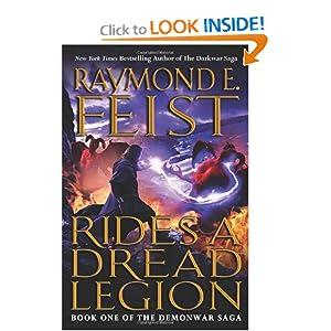 Rides a Dread Legion - Raymond E Feist