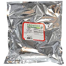 Frontier Natural Products Organic Roasted Chicory Root Granules, 16 Ounce