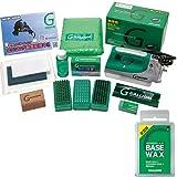 ガリウム(GALLIUM) Trial Waxing Box(トライアルワクシングボックス) JB0004 + ベースワックス SW2132 セット [スキー スノーボード ワックス]