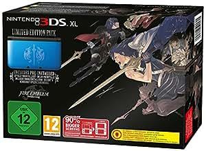 Console Nintendo 3DS XL bleue + Fire Emblem : Awakening - édition limitée