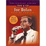 Joe Dolan Live in Concert DVD & CD