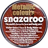 Snazaroo Professional Classic & Metallic Colour Face Paints (Copper)