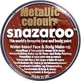 Snazaroo Professional Classic & Metallic Colour Face Paints 18ml (Copper)