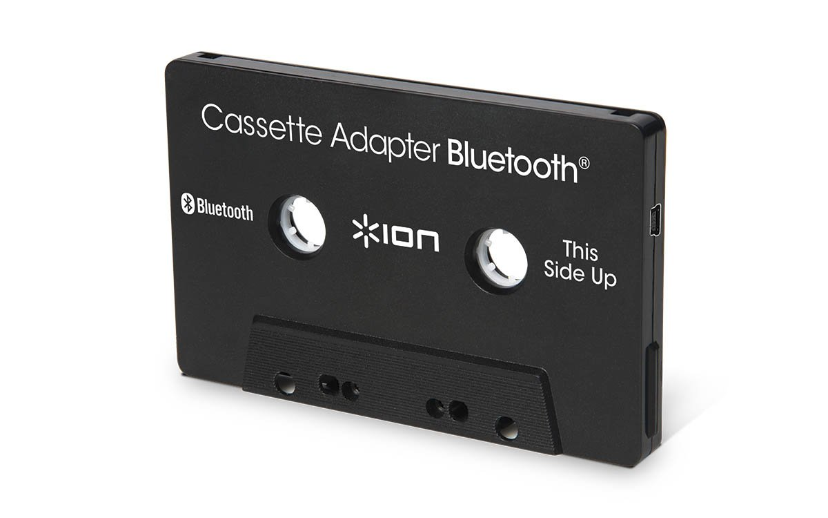 Ion Audio Bluetooth Cassette AdapterCustomer reviews and more information