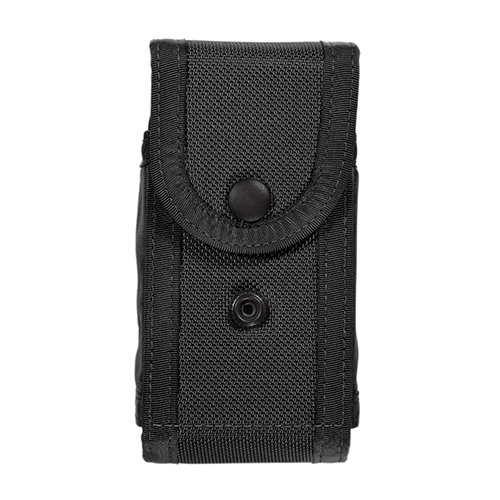 Bianchi Military QUAD Magazine Pouch (Black, Size 1) (Quad 1911 Magazine Pouch compare prices)