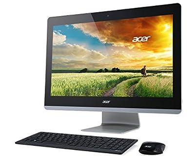 """Acer AZ3-710 23.8"""" Desktop Black"""