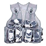 Kids Special Forces Assault Vest- Urban Street Camo