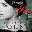 Through the Fire: A Series of Elements, Book 1 Audiobook by Elizabeth Johns Narrated by Greg Patmore