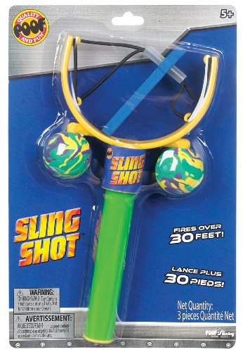 POOF Super Power Sling Shot