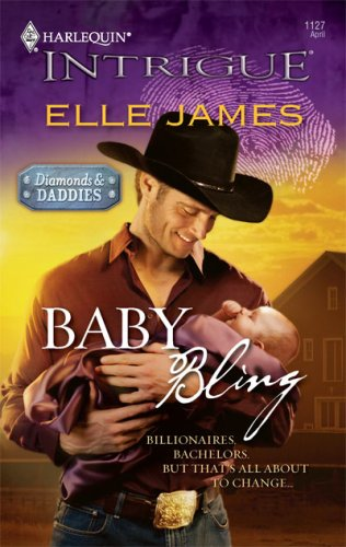 Baby Bling (Harlequin Intrigue Series)
