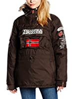 Geographical Norway Chaqueta Building (Marrón)