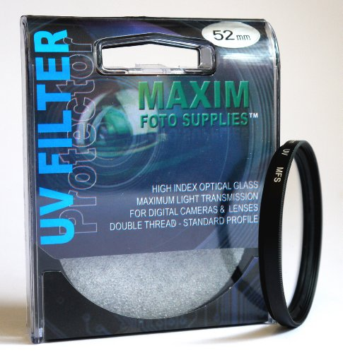 52mm UV LENS Filter Protector for Panasonic Lumix