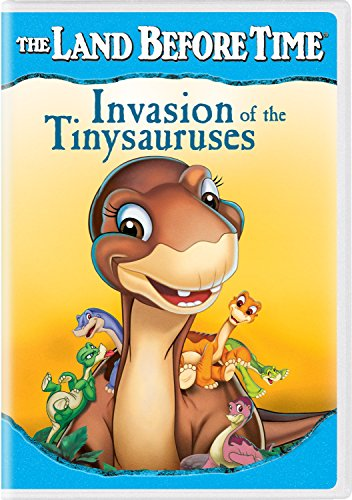 DVD : The Land Before Time: Invasion of the Tinysauruses (DVD)