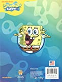 Two Spongebob Coloring & Activities Books and Band, and 16 Crayola Crayons Box (Pack of 3)