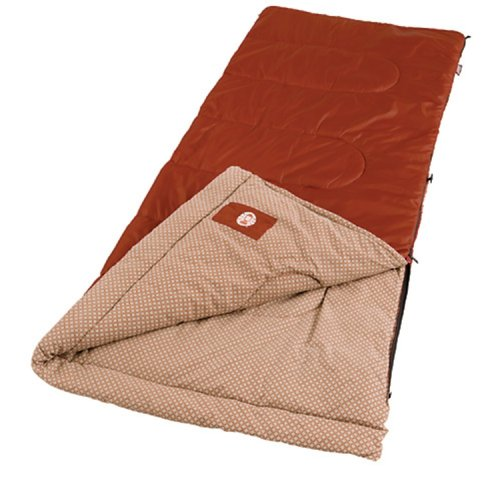 Coleman Clear Lake Warm-Weather Sleeping Bag front-846399