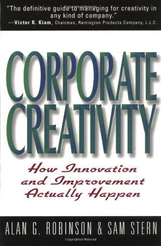 Corporate Creativity: How Innovation & Improvement...
