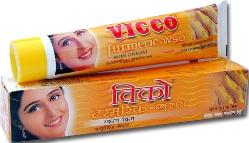 Vicco Turmeric Skin Cream(with Out Sandalwood Oil)