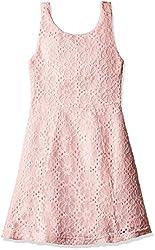 Pumpkin Patch Girls' Dress (S5GL80014_Orchid Pink_8)
