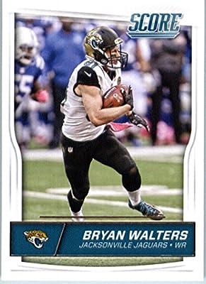 2016 Score #154 Bryan Walters Jacksonville Jaguars Football Card-MINT