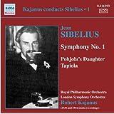 Robert Kajanus dirige Sibelius