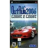 Outrun 2006  Coast to Coast - PlayStation Portable
