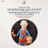 モーツァルト父子:おもちゃの交響曲、そりすべり、ドイツ舞曲他(再プレス) / レーデル(クルト) (指揮); L.モーツァルト, モーツァルト (作曲); ミュンヘン・プロ・アルテ管弦楽団 (オーケストラ); ミュンヘン・プロ・アルテ管弦楽団 (演奏) (CD - 2008)