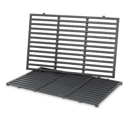 Weber 7524 Porcelain-Ennameled Cast-Iron Cooking Grates